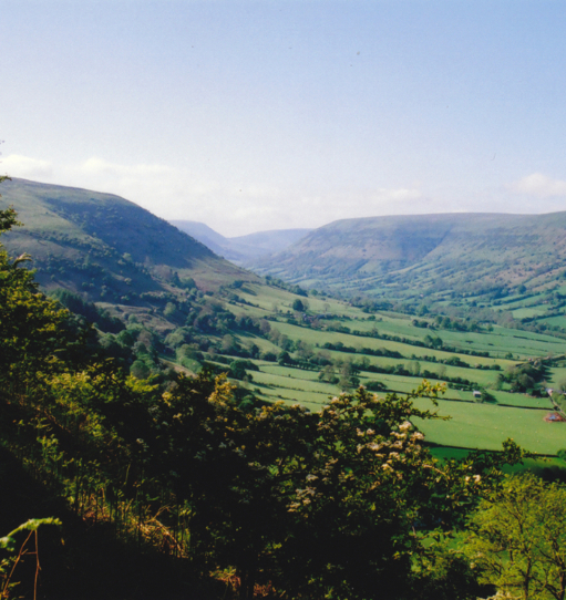 Black Mountains, please click to vote for this image